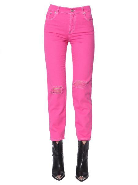 Msgm - Slim Fit Denim Jeans