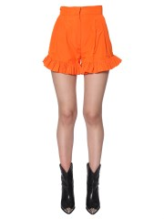 MSGM - SHORT CON RUCHES
