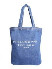 PHILOSOPHY DI LORENZO SERAFINI - BORSA SHOPPING