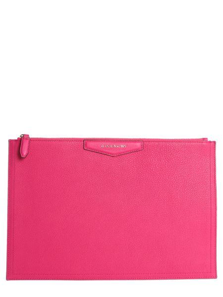 Givenchy - Large Antigona Leather Pouch