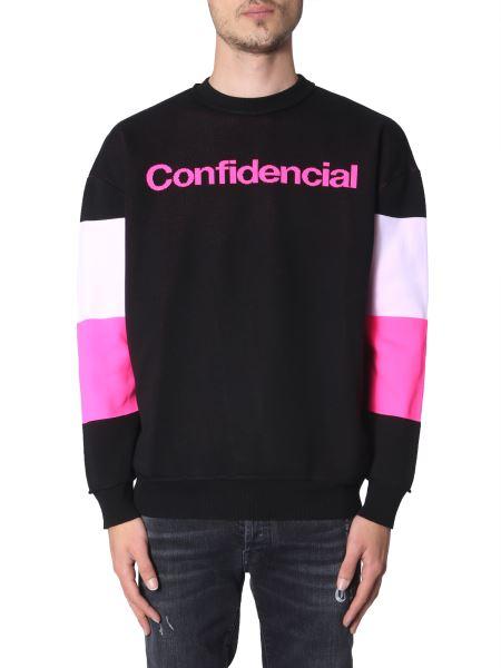 Marcelo Burlon County Of Milan - Flourescent Sweatshirt