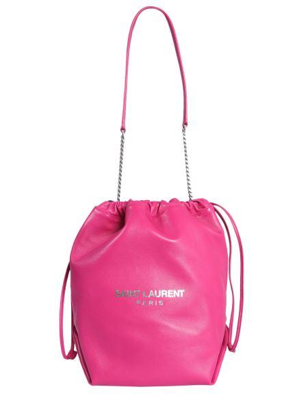Saint Laurent - Teddy Leather Bag