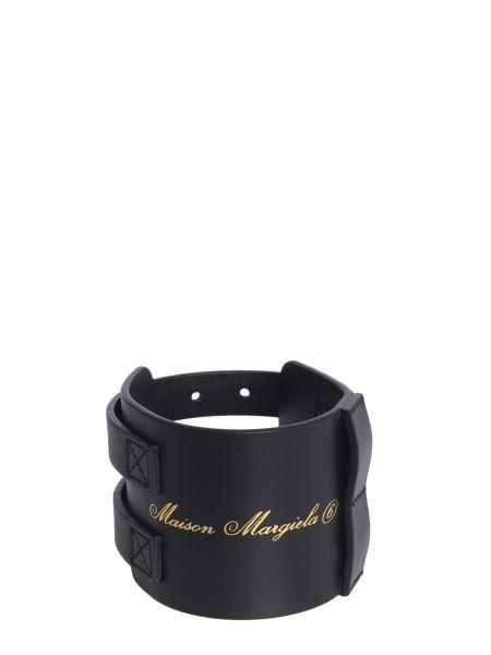 Mm6 Maison Margiela - Band Leather Bracelet