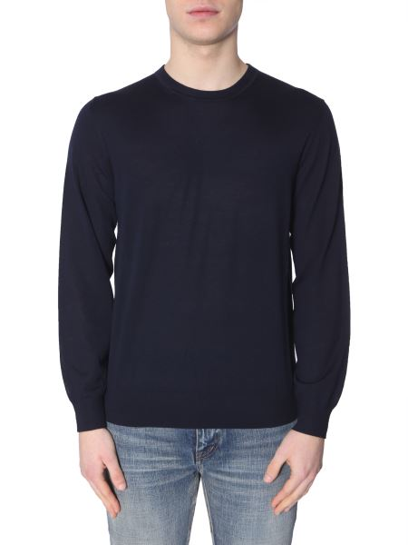 Z Zegna - Crew Neck Wool Sweater