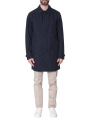 Z ZEGNA - TRENCH IN COTONE TECHNO