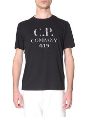 C.P. COMPANY - T-SHIRT IN JERSEY 30/1
