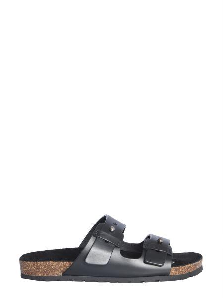 Saint Laurent - Jimmy Leather Sandals