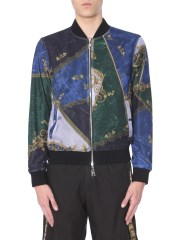 VERSACE COLLECTION - BOMBER REVERSIBILE