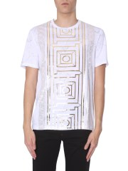VERSACE COLLECTION - T-SHIRT GIROCOLLO