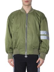 GCDS - BOMBER OVERSIZE FIT