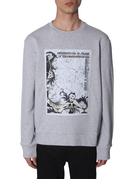 Versace Collection - Felpa Girocollo