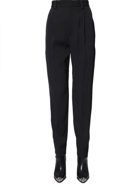"Isabel Marant - ""poyd"" Cotton Trousers"