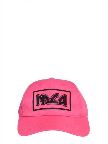 Mcq Alexander Mcqueen - Baseball Cap With Logo