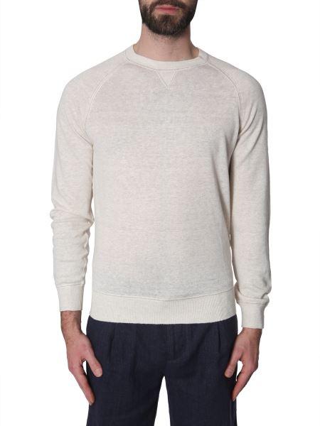 Brunello Cucinelli - Lightweight Linen And Cotton Sweater