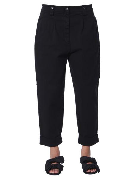 N°21 - High-waist Denim Stretch Jeans