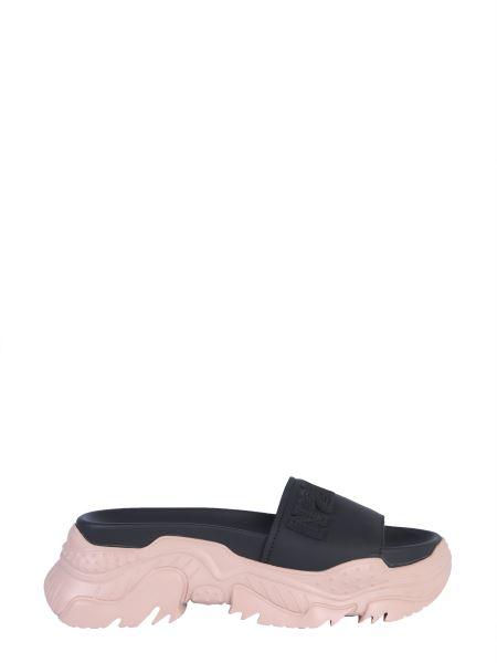 N°21 - Billy Slide Sandals With Logo
