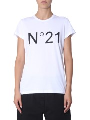 N°21 - T-SHIRT GIROCOLLO