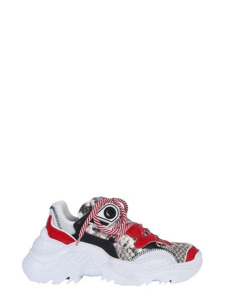N°21 - Billy Python-effect Sneakers