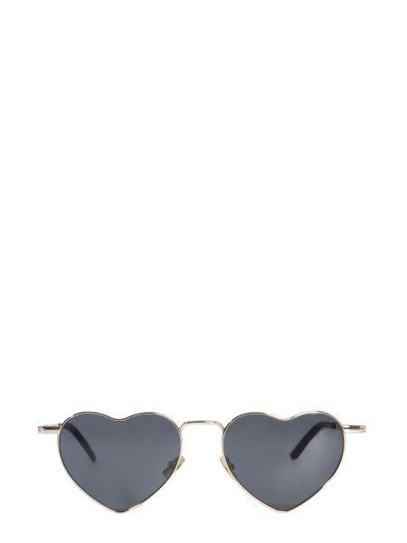 Saint Laurent - Nw Sl 301lou Sng Metal Sunglasses