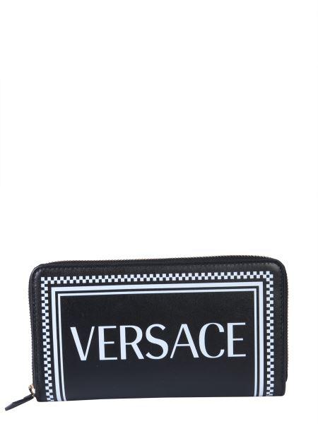 Versace - Portafoglio In Pelle