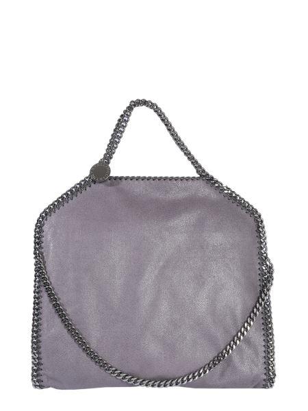 Stella Mccartney - Falabella Fold Over Tote Bag In Shaggy Deer