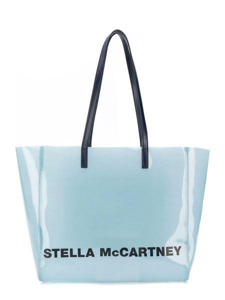 Stella Mccartney - Borsa Tote Piccola Trasparente