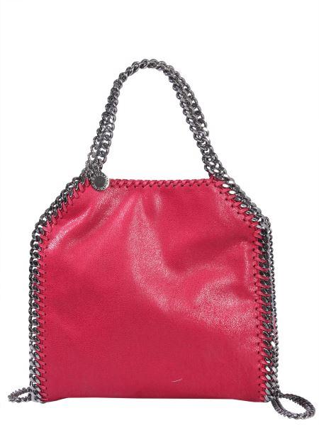 Stella Mccartney - Mini Falabella Tote Bag In Shaggy Deer