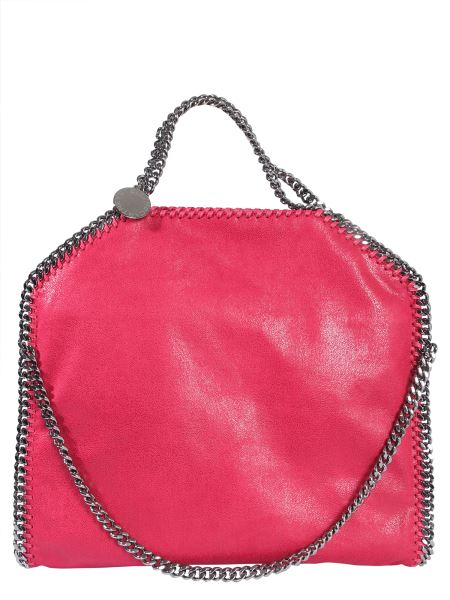 Stella Mccartney - Falabella Fold Over Tote Bag In Shaggy Deer