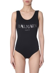 BALMAIN - BODY IN COTONE