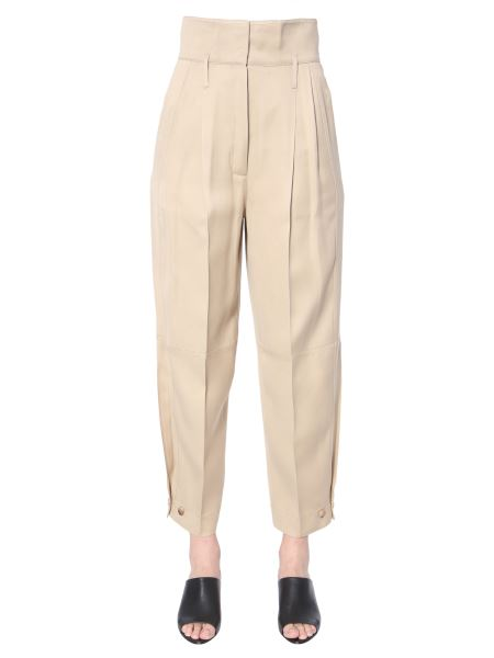 Givenchy - High-rise Cargo Trousers