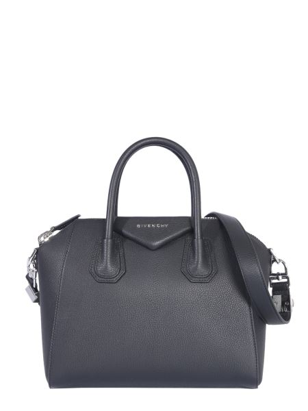 Givenchy - Small Hammered Leather Antigona Bag
