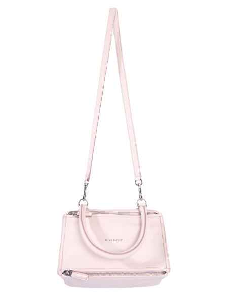 Givenchy - Small Pandora Hammered Leather Bag