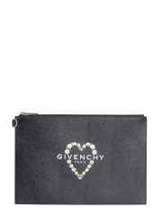 GIVENCHY - POUCH CON STAMPA