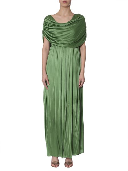 Lanvin - Draped Maxi Dress