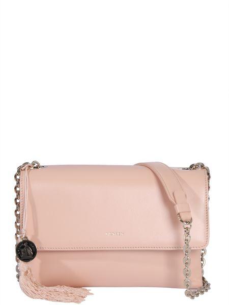 Lanvin - Small Sugar Leather Shoulder Bag
