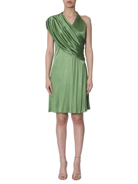 Lanvin - Draped Mini Dress