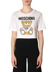 MOSCHINO - T-SHIRT CROPPED