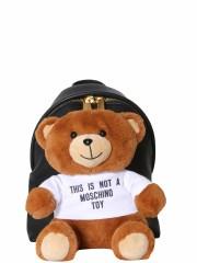 MOSCHINO - ZAINO CON TEDDY BEAR