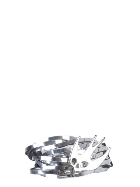 Mcq Alexander Mcqueen - Swallow Nest Leather Bracelet