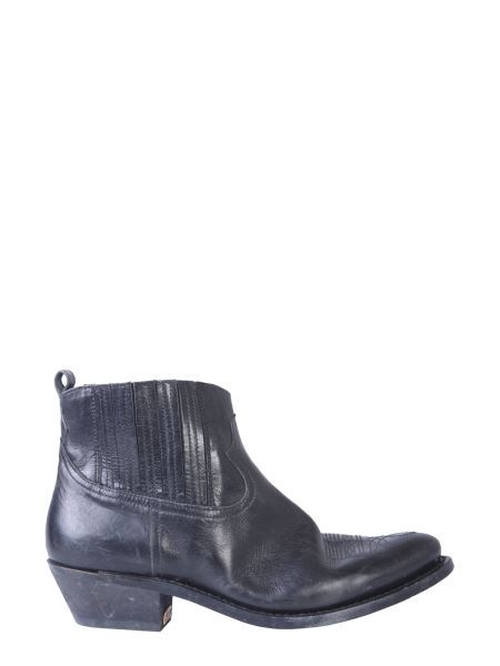 Golden Goose Deluxe Brand - Crosby Leather Boots