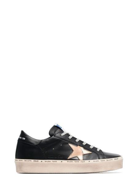 Golden Goose Deluxe Brand - Hi Star Leather Sneakers