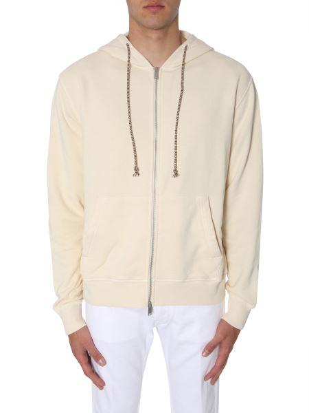 Golden Goose Deluxe Brand - Adidas Cotton Zip-up Hood Sweatshirt
