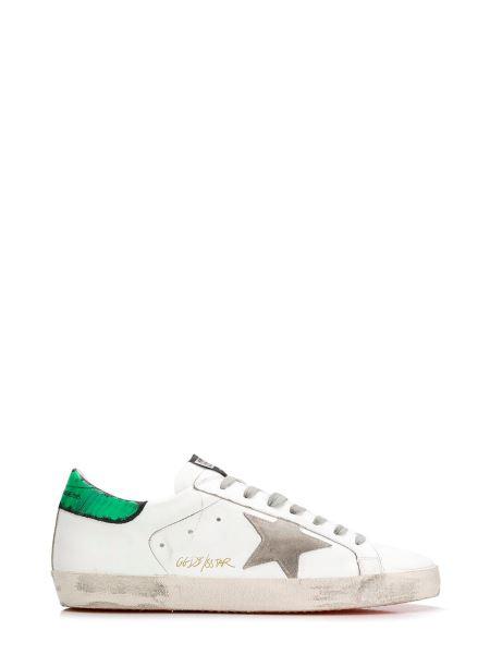 Golden Goose Deluxe Brand - Sneaker Superstar In Pelle