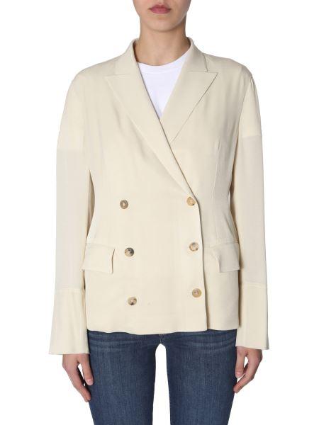 "Golden Goose Deluxe Brand - ""angelica"" Double-breasted Jacket"