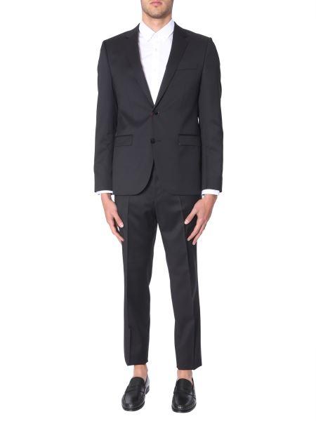 Hugo - Astian Slim Fit Stretch Wool Dress