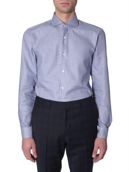 Hugo - Kason Slim Fit Shirt With French Collar