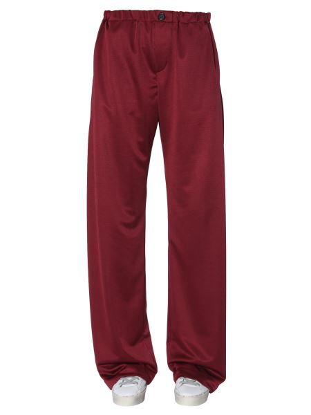 "Golden Goose Deluxe Brand - ""gwyneth"" Acetate Piquè Trousers"