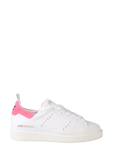 Golden Goose Deluxe Brand - Starter Leather Sneakers