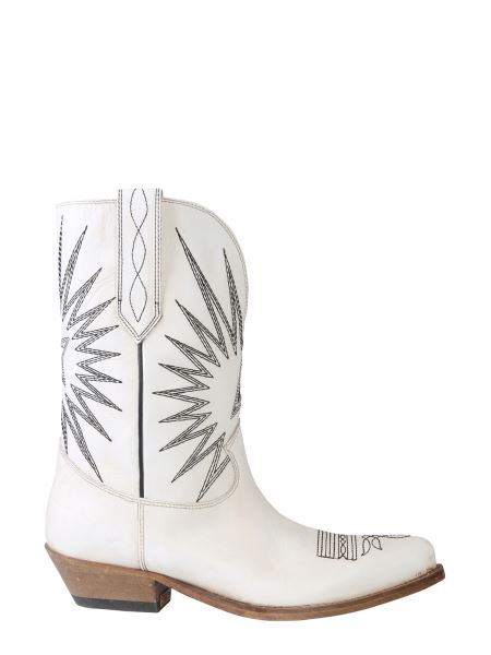 Golden Goose Deluxe Brand - Wish Star Low Leather Boots