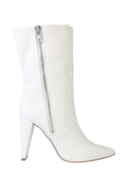 Philosophy Di Lorenzo Serafini - Pointed Canvas Boots